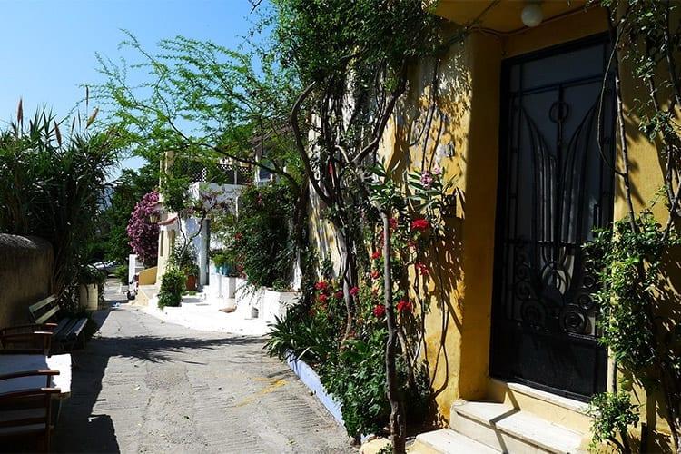 Anafiotika, Athene