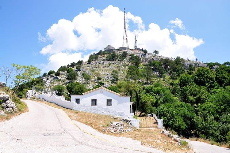 Pantokrator, Corfu