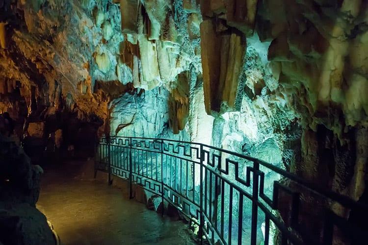 Drogarati grotten, Kefalonia