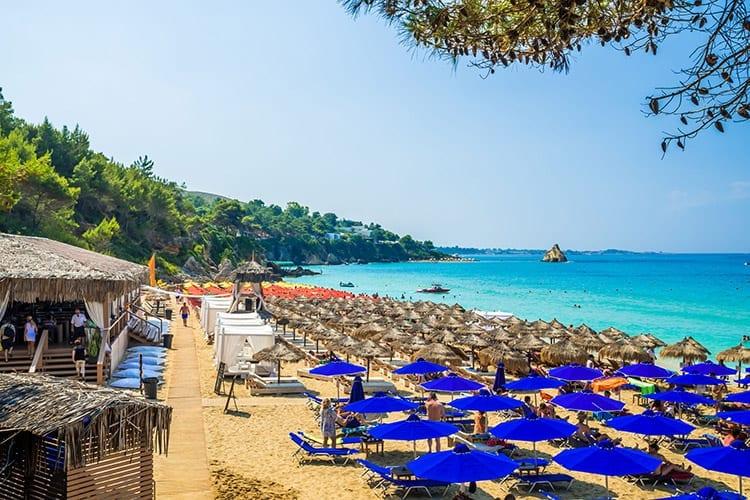 Makris Gialos Beach, Kefalonia