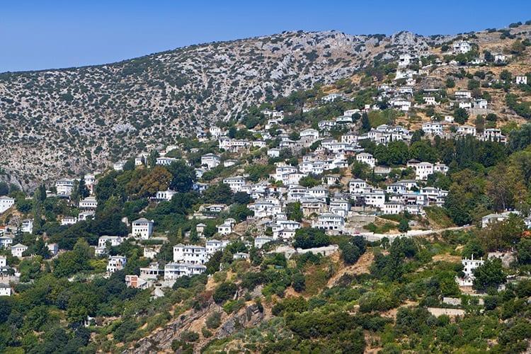 Makrinitsa, Pilion