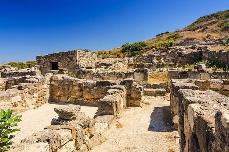 Ruïnes van Kamiros