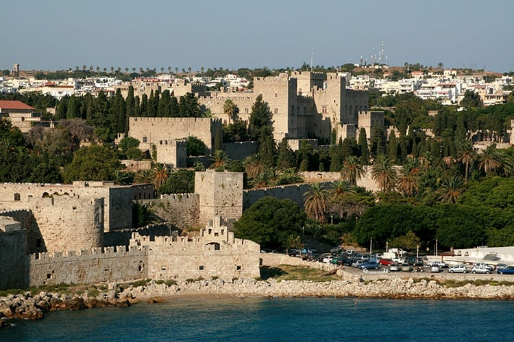 Paleis van de Grootmeesters, Rhodos-stad