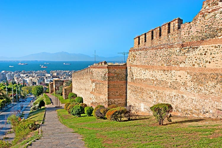Ano Poli, Thessaloniki