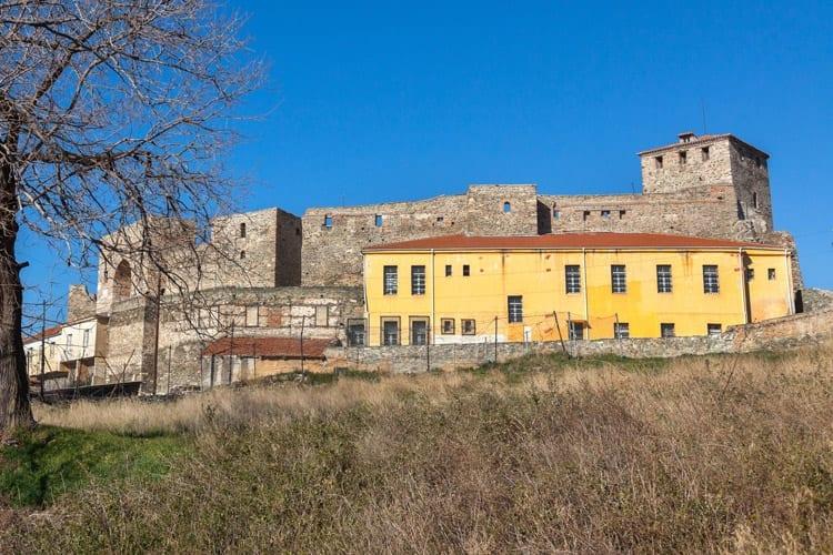 Kasteel Heptapyrgion, Thessaloniki