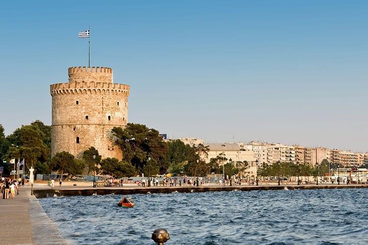 Witte toren van Thessaloniki
