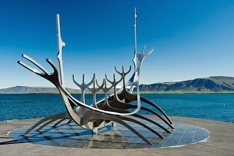 Kunst in Reykjavík