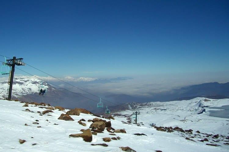 Skigebied Chapa Verde, Chili