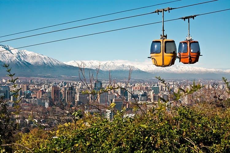 San Cristóbal, Santiago