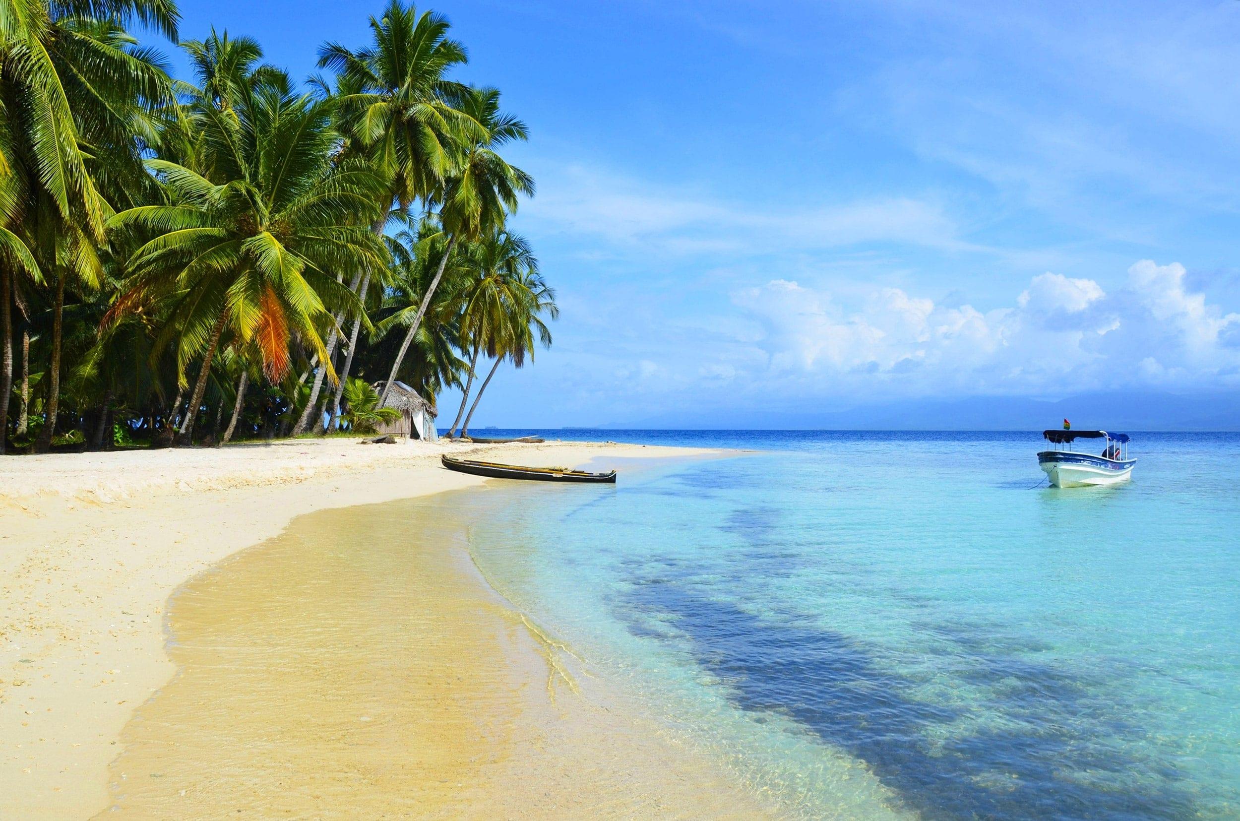 Mooiste eilanden ter wereld