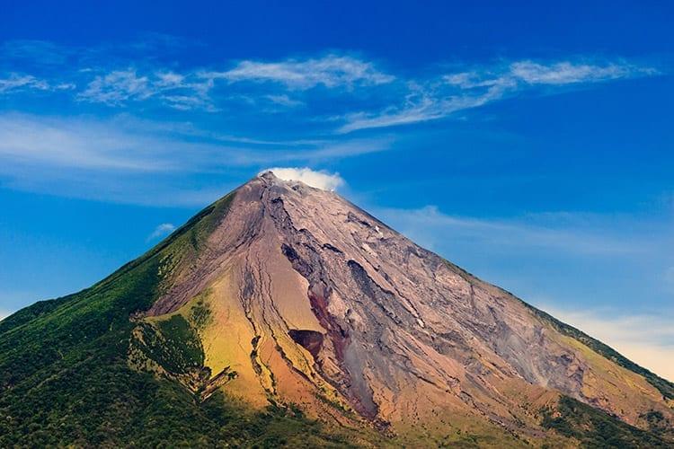 Concepción vulkaan, Isla de Ometepe