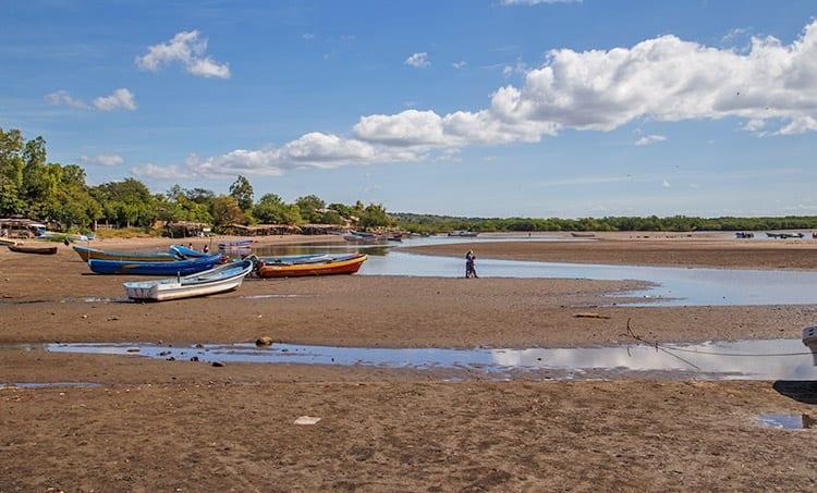 Playa las Peñitas