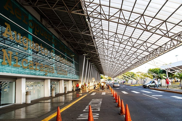 Luchthaven van Managua