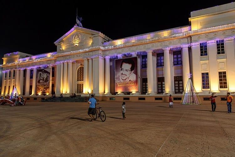 Palacio de la Cultura, Managua