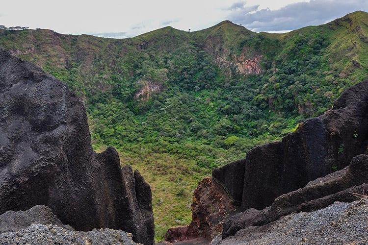 Parque Nacional Volcan Masaya