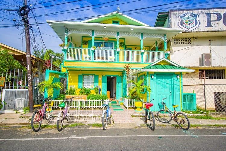 Boca's Town, Isla Colón