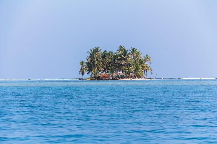 Lonely Island, San Blas