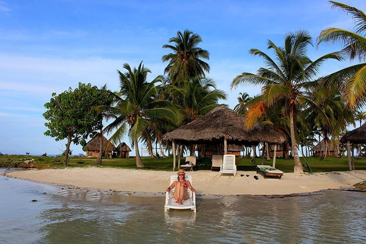Yandup Island Lodge, San Blas