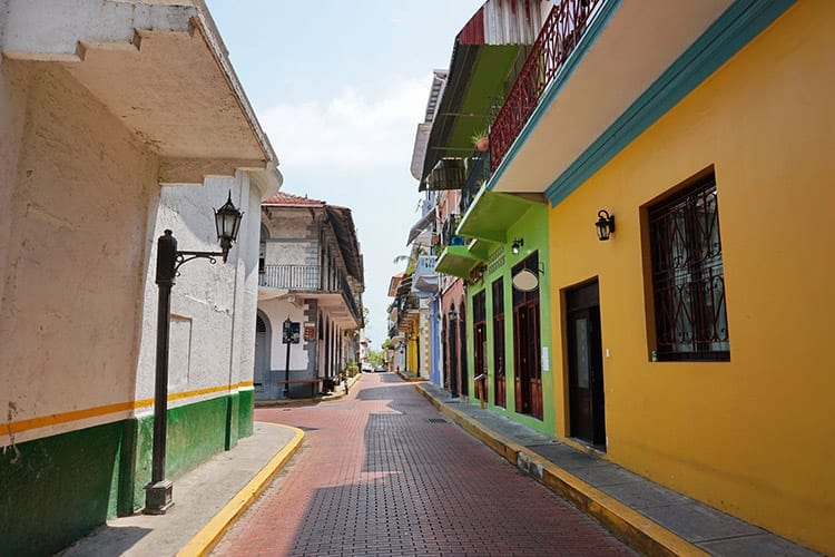 Casco Viejo, Panama-Stad