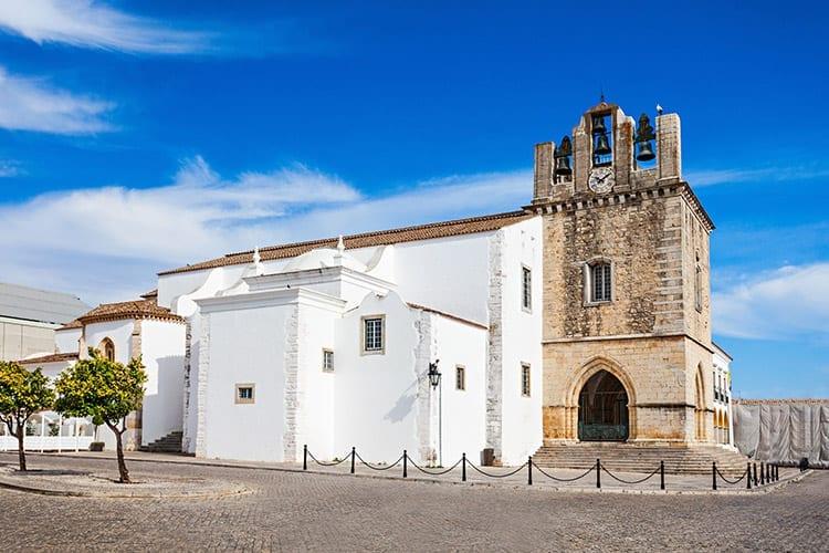 Sé de Faro kathedraal, Faro