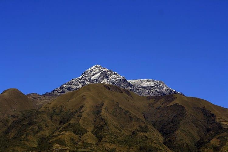 Cotacachi vulkaan