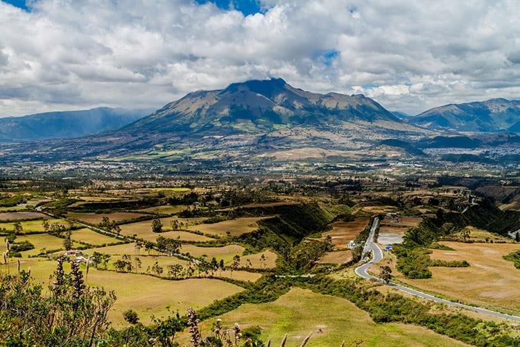 Imbabura vulkaan