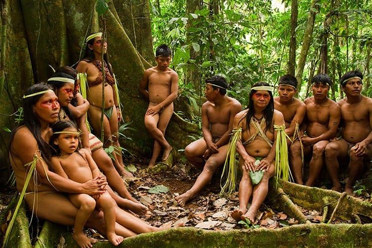 Yasuní National Park indianen