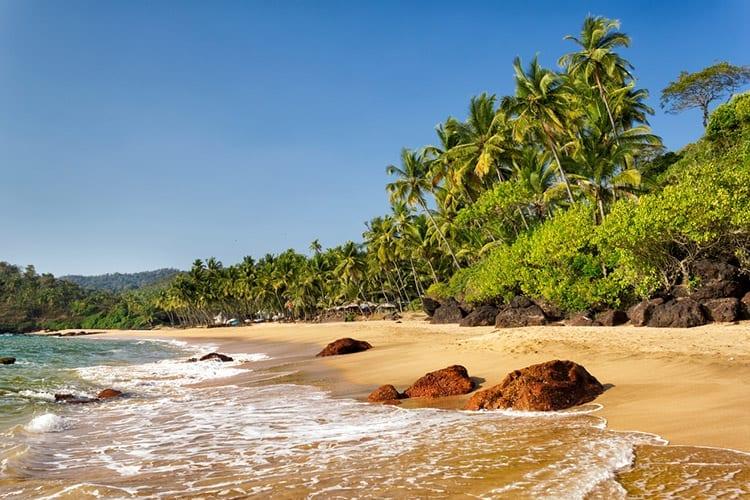 Goa, Cola Beach