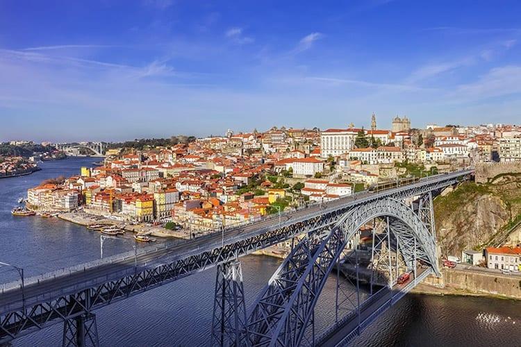 Dom Luis I Brug, Porto