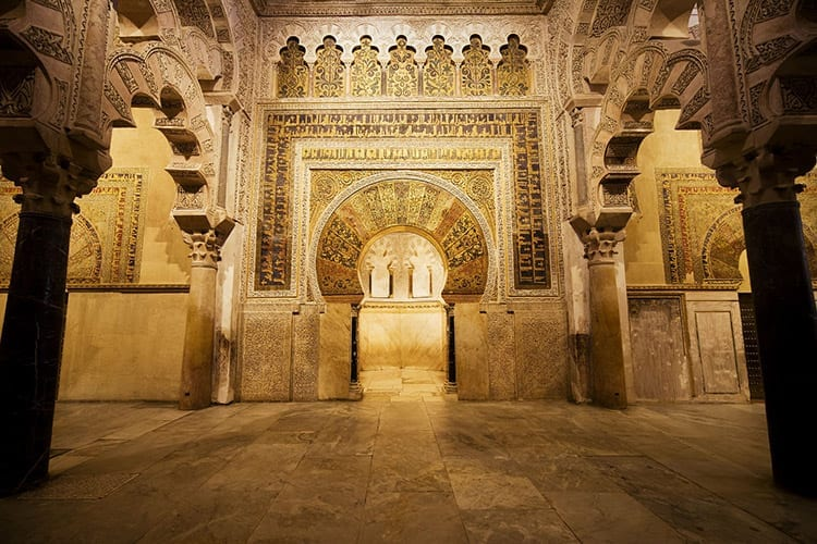 Mezquita moskee, Córdoba