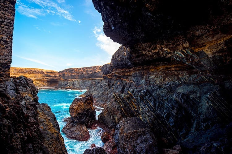 Caleta Negra, Fuerteventura