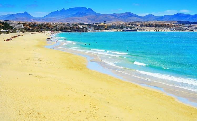 Esmeralda Beach, Fuerteventura