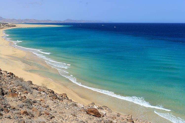 Sotavento Beach, Fuerteventura