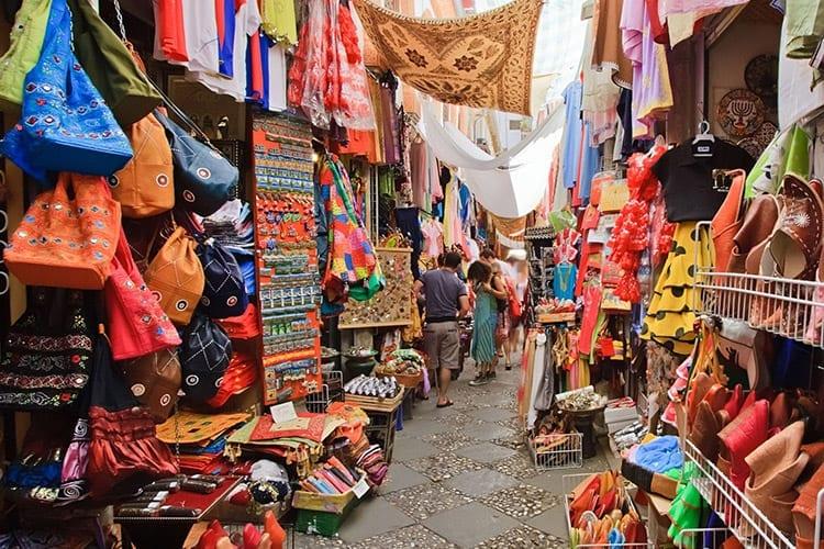 Markt in Granada