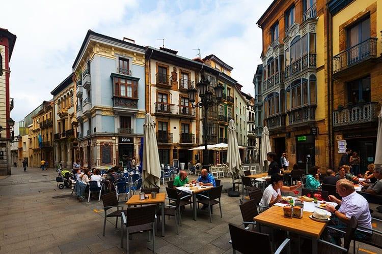 Oviedo, Asturië