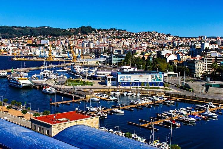 Vigo, Galicië