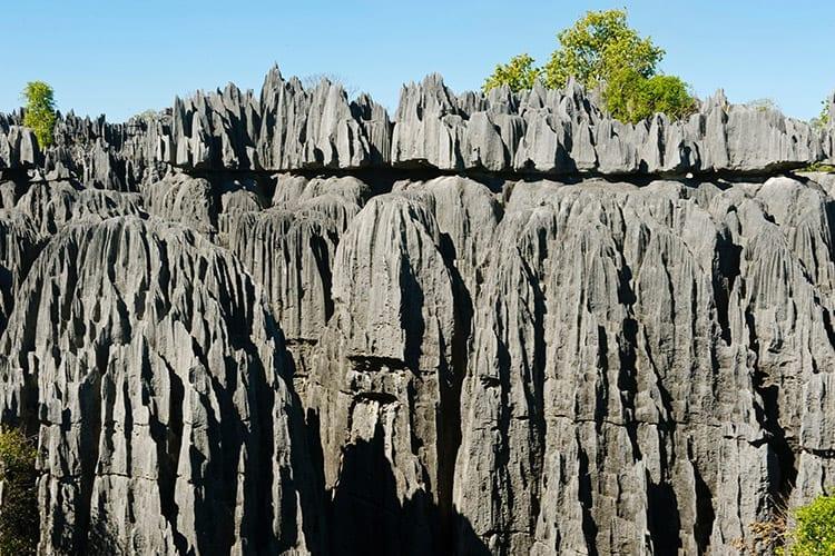 Tsingy, Madagaskar