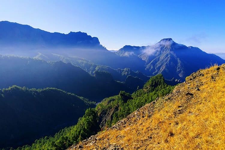Parque Nacional de la Cadera de Taburiente, La Palma