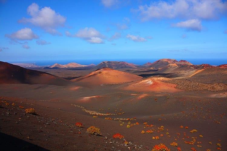 Timanfaya Nationaal Park, Lanzarote