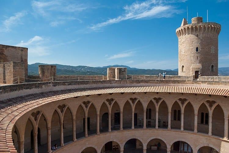 Castell Bellver, Mallorca