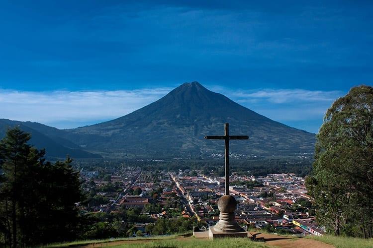 Cerro de la Cruz, Antigua