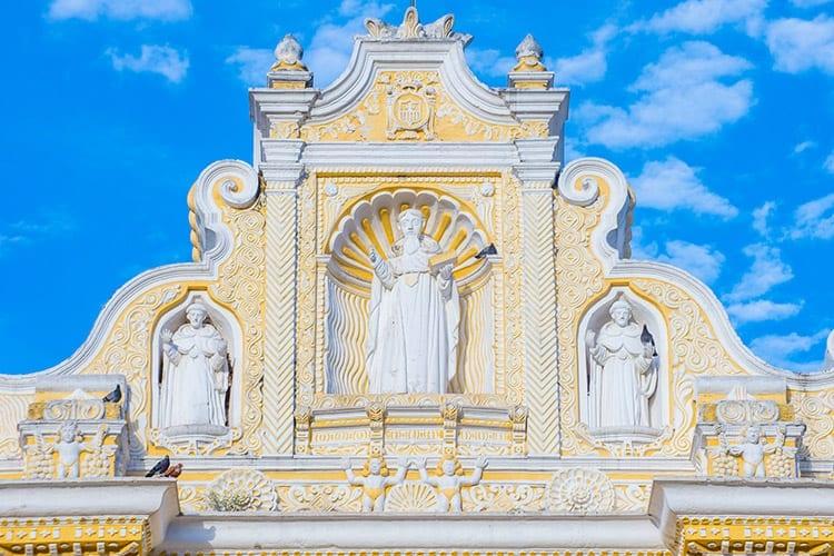 La Merced, Antigua