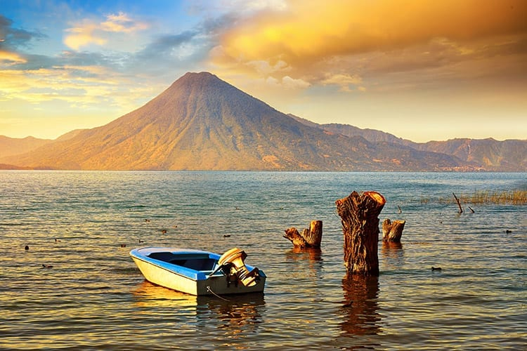 Atitlán meer