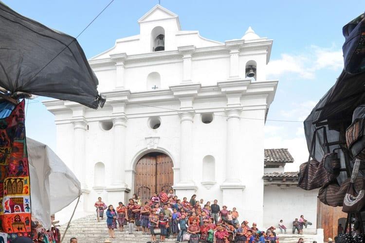 Santo Tomás, Chichicastenango
