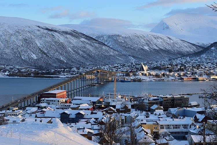 Stedentrip Tromsø