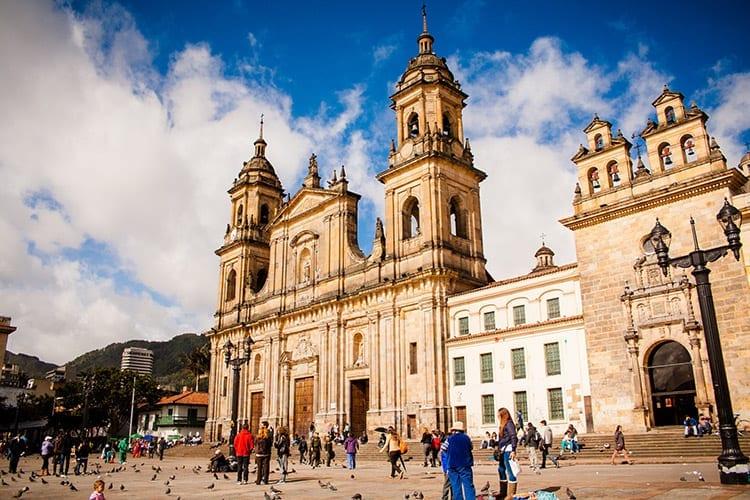 La Primada kathedraal, Bogota
