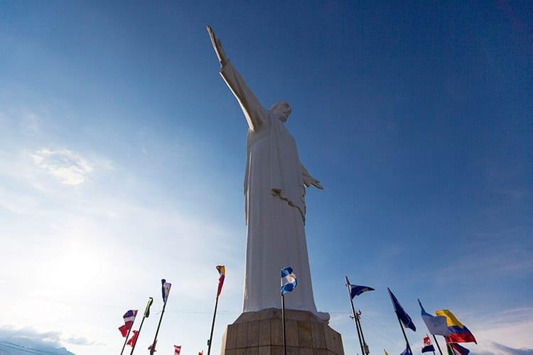 Cristo del Rey standbeeld, Cali