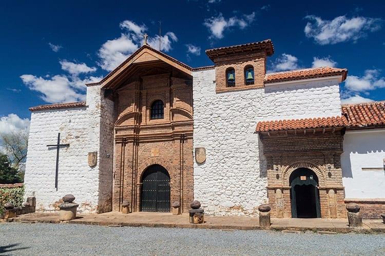 Santo Ecce Homo klooster, Villa de Leyva