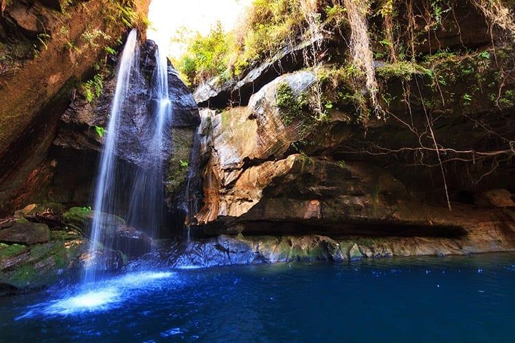 Bezienswaardigheden van het Isalo National Park