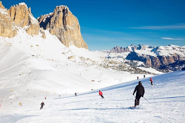 Val di Fassa skigebied